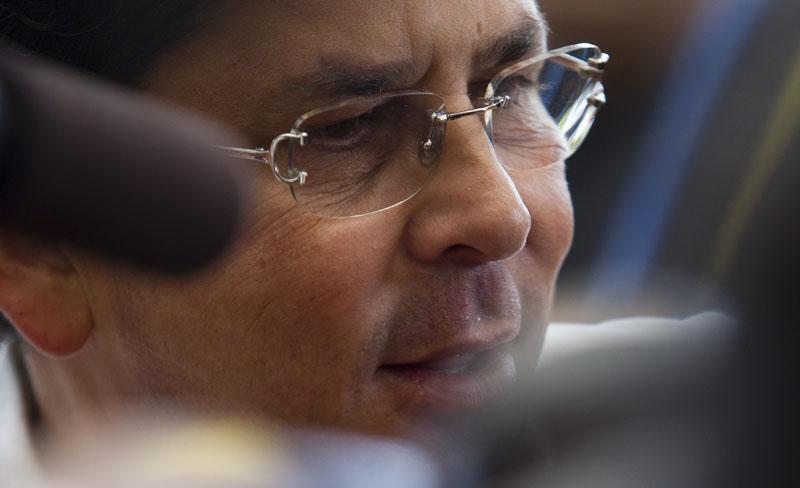 Fidel Kuri, dueño de Veracruz, asegura que sólo bromeaba con el reportero al que insultó