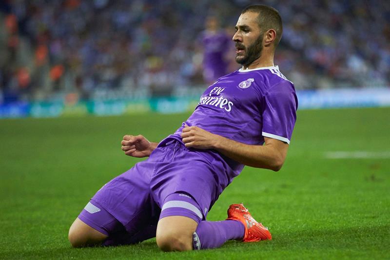 Videos: Real Madrid imbatible, le pegó al Espanyol en casa e igualó récord del Barcelona