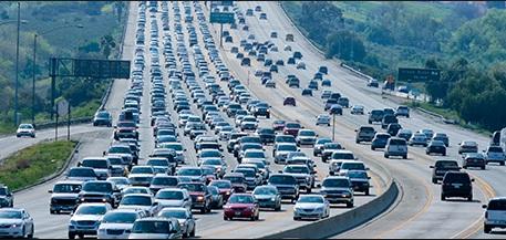 ¿100,000 coches menos circulando en Los Ángeles?