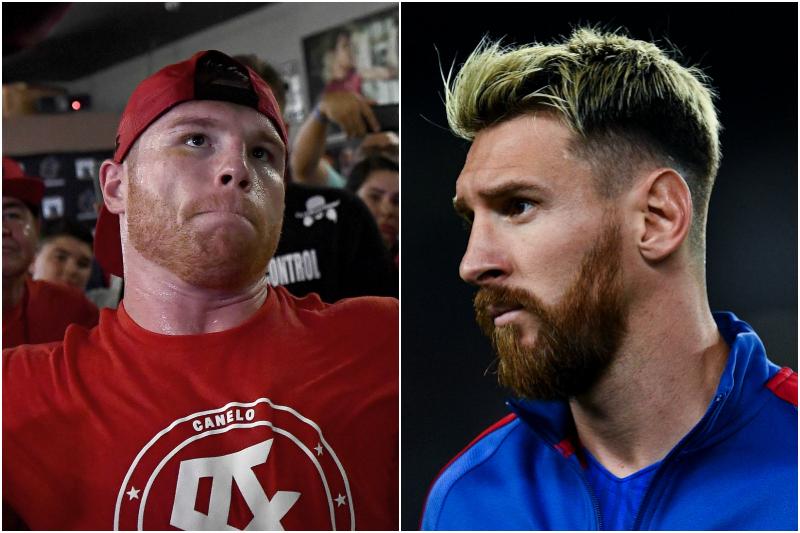 ¿Te has dado cuenta que Canelo y Messi son como 'hermanos gemelos'?