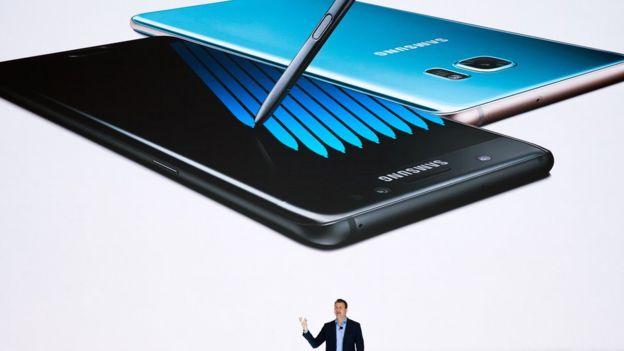 El parche con el que Samsung quiere evitar que exploten sus Galaxy Note 7