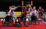 La historia de la foto de la pareja canadiense besándose en los Paralímpicos de Río