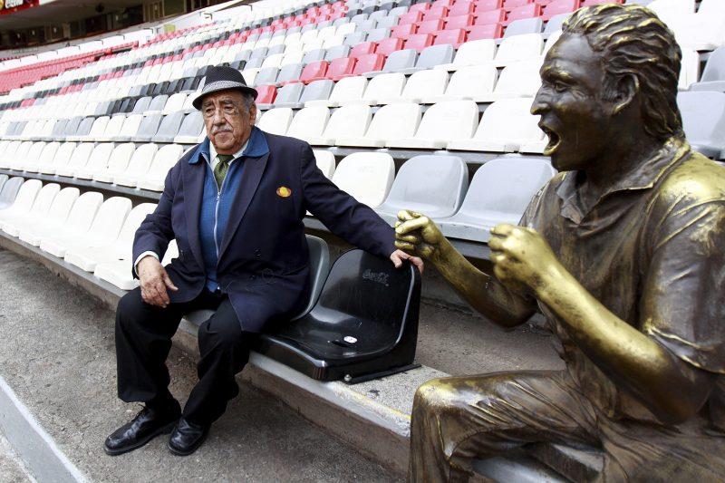 Los secretos de Melquiades Sánchez Orozco, la legendaria voz del Estadio Azteca