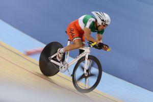 Murió el ciclista iraní Bahman Golbarnezhad tras una caída en los Paralímpicos
