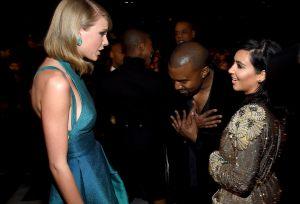 Sale a la luz la verdadera llamada telefónica entre Taylor Swift y Kanye West