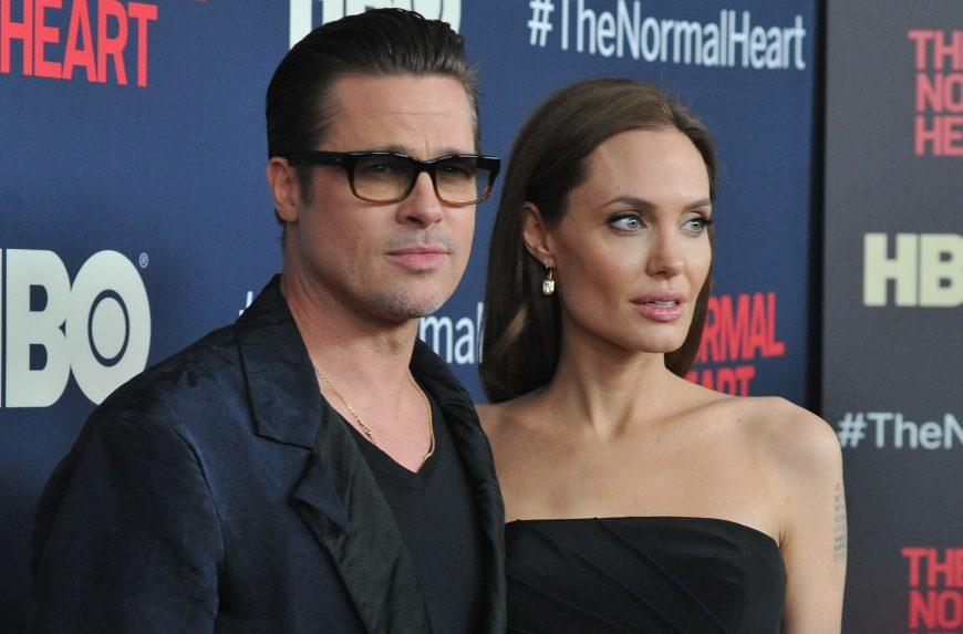 Esto es lo que pide Angelina Jolie en su divorcio de Brad Pitt