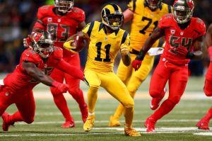 Si quieres seguir a los Rams, estos son los cinco jugadores que debes tener en la mira