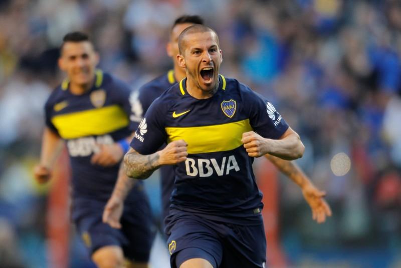 Se levanta el América y también Benedetto: La tarde soñada del 'Pipa' con Boca Juniors