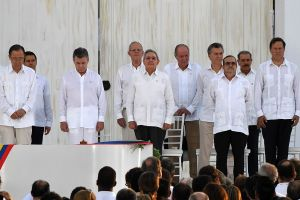 Editorial: Time for Peace in Colombia