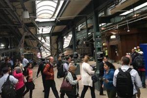 Última Hora: Reportan más de 100 heridos por choque de tren en Hoboken