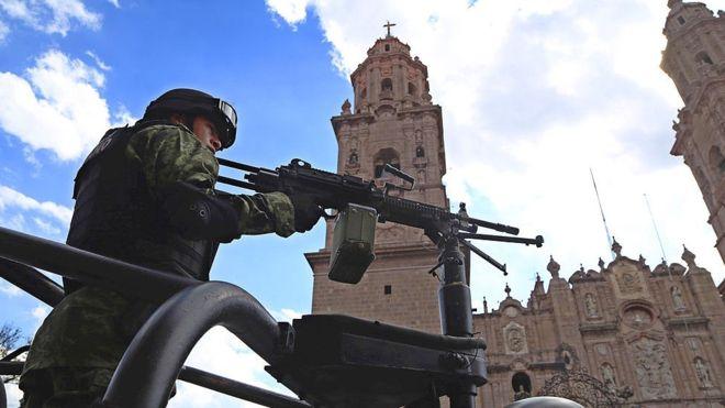 México: Iglesia católica condena violencia contra sacerdotes y acusa a las autoridades