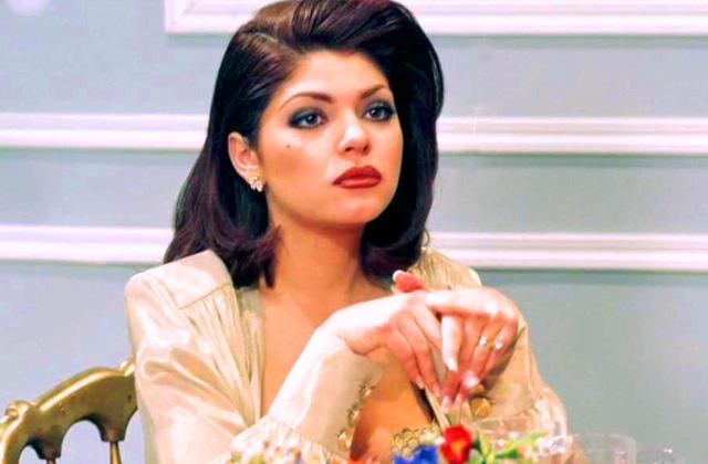 Itatí Cantoral agradecida por la villana de telenovelas Soraya Montenegro