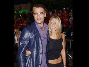 """¿Justin Theroux descubrió """"notas de amor"""" que Brad Pitt le dio a Jennifer Aniston?"""
