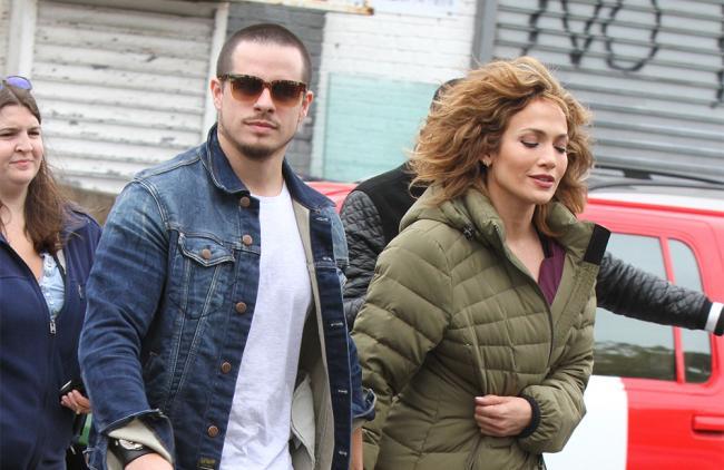Casper Smart regresó a las redes sociales, pero sin rastro de Jennifer López