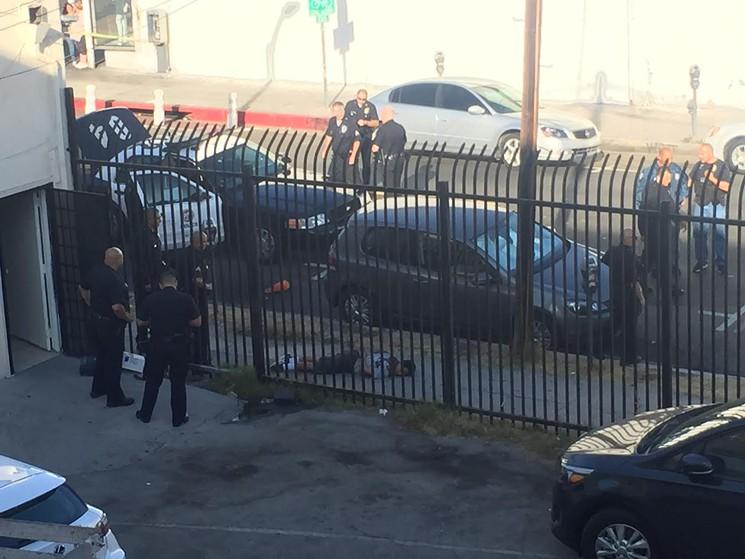 Video: Lo que pasó después que policías mataron a tiros a joven de 14 años