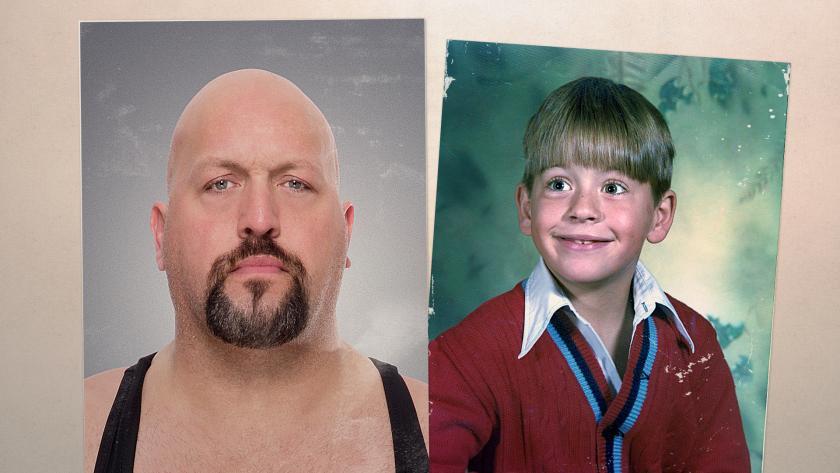 Fotos: Así eran en su niñez algunas superestrellas de la WWE