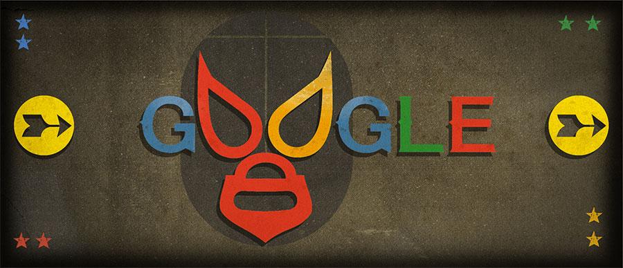 """Google celebra los 99 años del nacimiento de """"El Santo"""""""