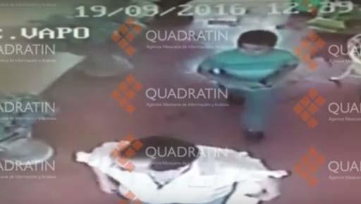 Cura supuestamente secuestrado aparece en video con menor en hotel