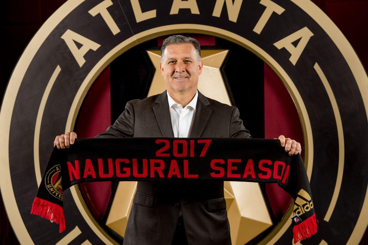 'Tata' Martino será el entrenador del Atlanta United FC de la MLS