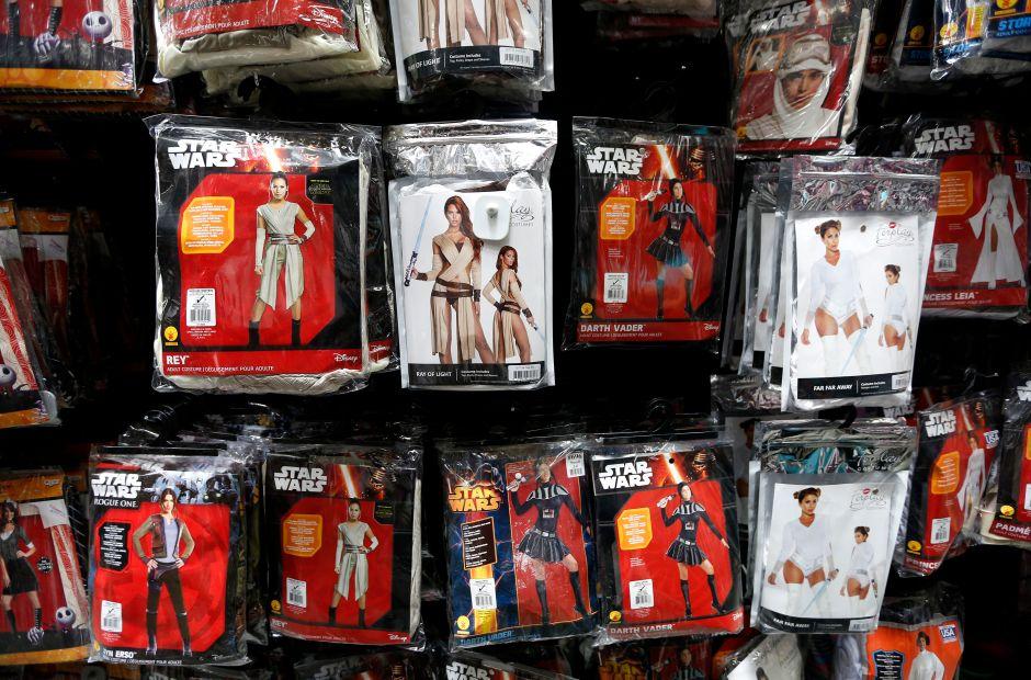 Disfraces de Halloween: 5 opciones para personas poco creativas