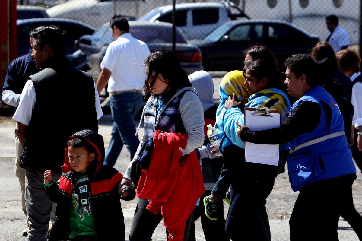 Disminuye deportación de salvadoreños en lo que va del año