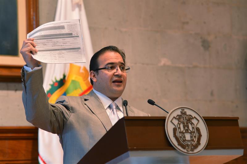 #FueraPeñaNieto, la fuga del ex gobernador de Veracruz le pasa factura al presidente