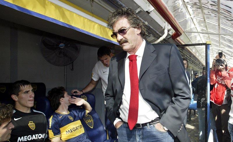 Ricardo La Volpe revela que pudo haber dirigido a Argentina si hubiera ganado el título en 2006 con Boca Juniors