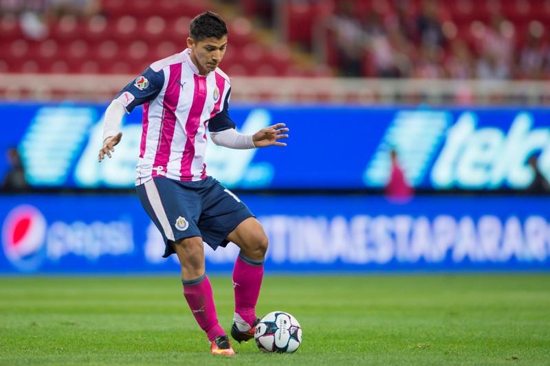 Ángel Zaldívar está experimentando el éxito en Chivas y la selección mexicana.