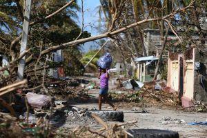 Cifra de muertos en Haiti tras paso de 'Matthew' aumenta a 840