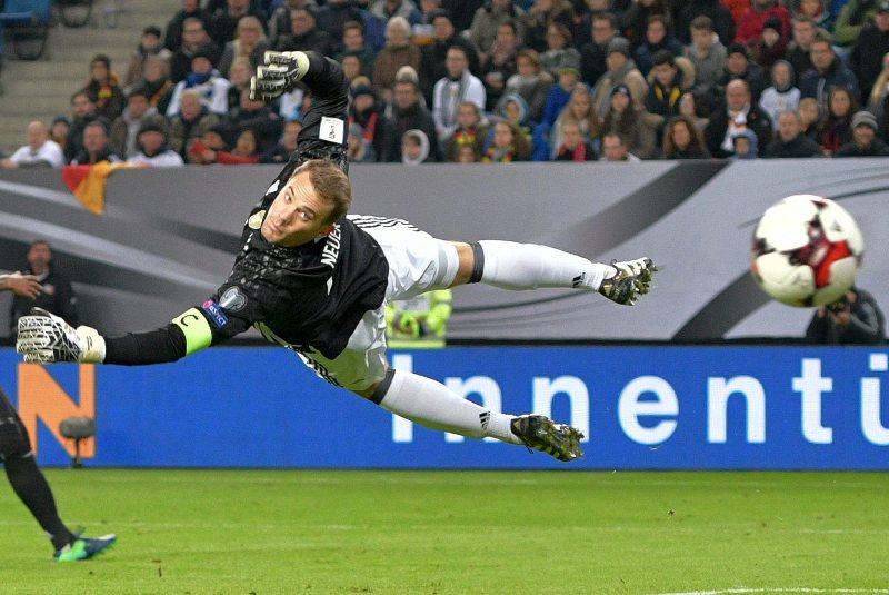 Manuel Neuer, el mejor portero del fútbol actual.