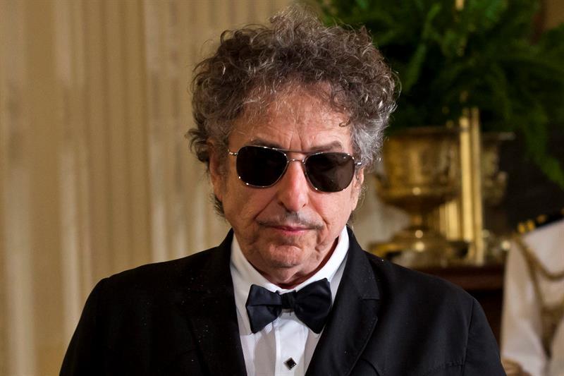 Finalmente, el músico Bob Dylan aceptó el Premio Nobel de Literatura