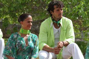 ¿Ana La Salvia y Fernando Alonso tuvieron sexo en 'La Isla' de TV Azteca?