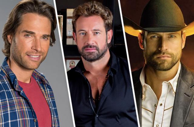 Fotos: Los 'bad hombres' más sexy de las telenovelas