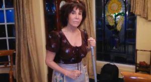 Video: Mira a Florinda Meza convertida en #LadyChimoltrufia