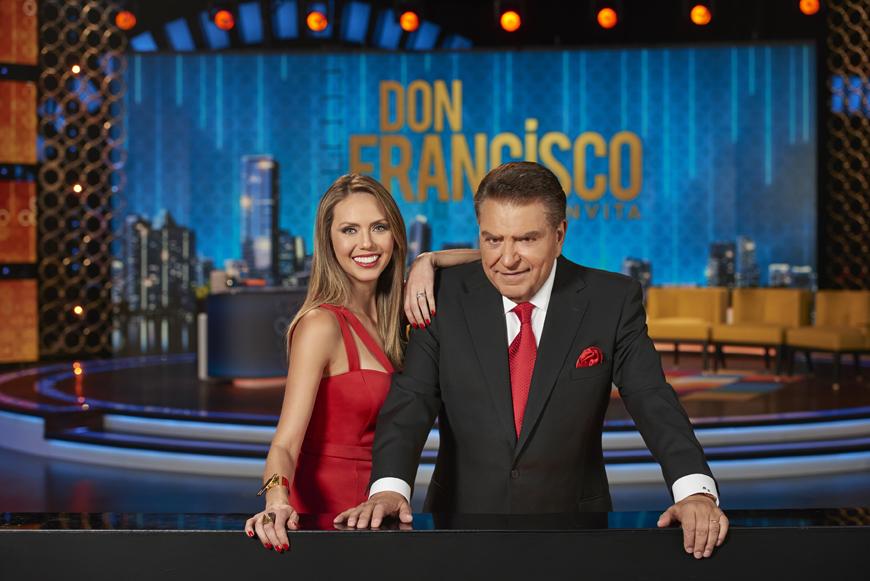 Don Francisco, ¿le pudo ganar a Univision?