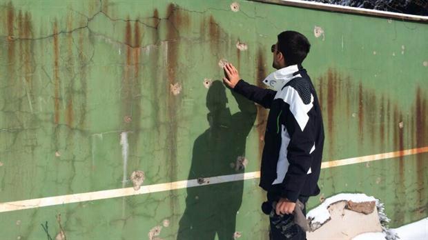 Novak Djokovic visitó el lugar donde empezó a jugar tenis.