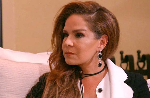 "La controversial mujer regresa al programa ""Rica Famosa Latina"""