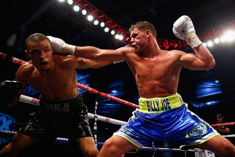 """Es una """"pobre"""" pelea la """"Canelo""""-Murata, dice el británico campeón Billy Joe Saunders"""