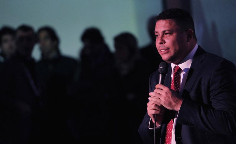 Ronaldo Nazario da Lima.