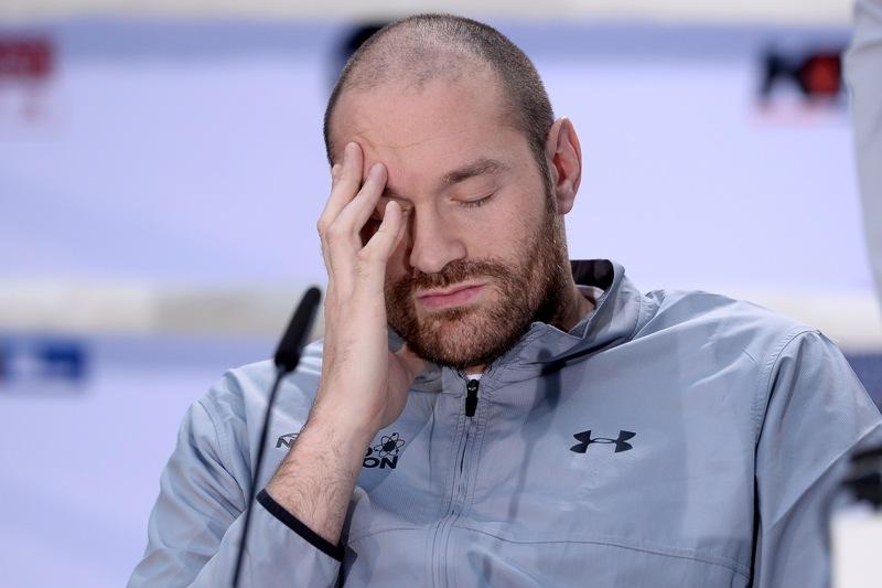 Tyson Fury suma más problemas, el inglés pagó 1.5 millones de euros a su antiguo promotor tras una demanda