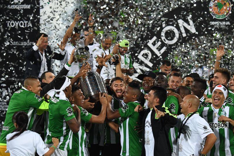 Conmebol anuncia acciones legales contra patrocinador de Copa Libertadores