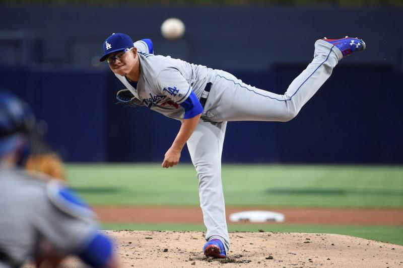 Julio Urías tiene una gran oportunidad para empujar a los Dodgers en la postemporada.