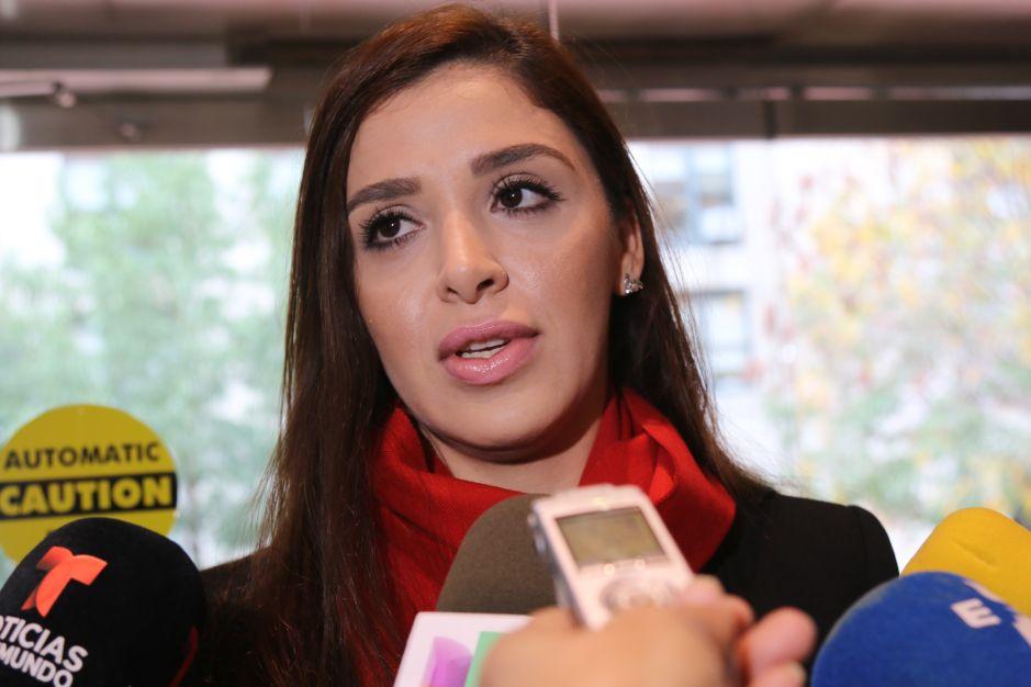 """Esposa de """"El Chapo"""" pide intervención de CIDH para proteger su salud y sus derechos"""