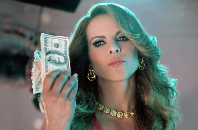 Kate del Castillo no pasara fiestas decembrinas con sus padres
