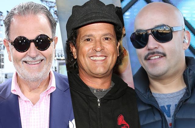 Raúl de Molina, Carlos Vives, Lupillo Rivera, y más celebridades participarán en el concierto RiseUP As One