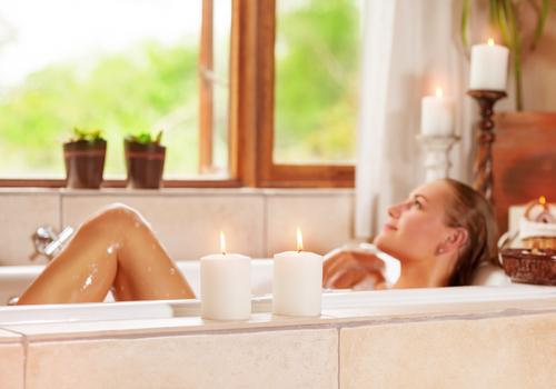 Cinco tips para tener un baño altamente relajante