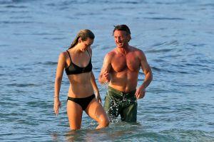 Ella es Leila George, la novia veinteañera de Sean Penn