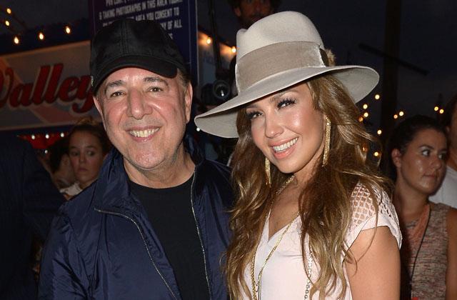 ¿Thalía se divorcia de Tommy Mottola?