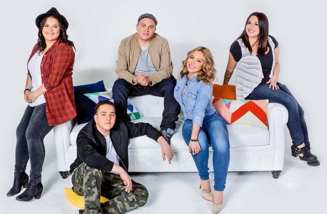 """The Riveras"" sigue a Chiquis, Jacqie, Mikey, Jenika y Johnny  / Foto: NBC Universo"