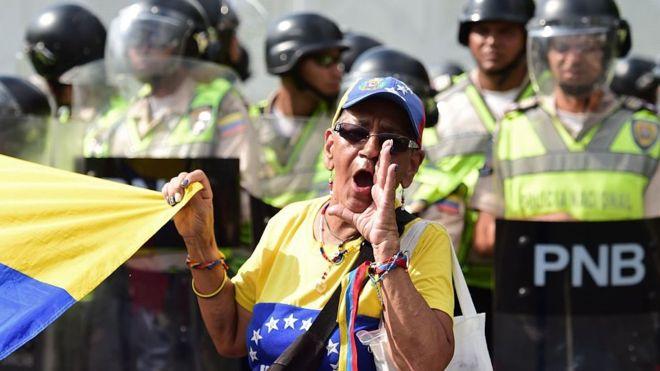 """Oposición alista la verdadera """"Toma de Venezuela"""""""